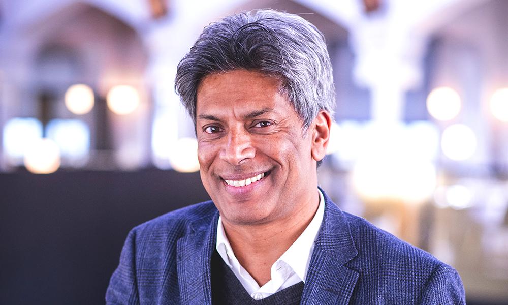 D&D London chairman and CEO Des Gunewardena