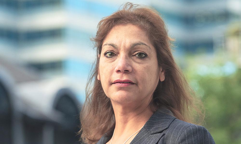 Vashti Prescott is a personal injury lawyer at Kidd Rapinet